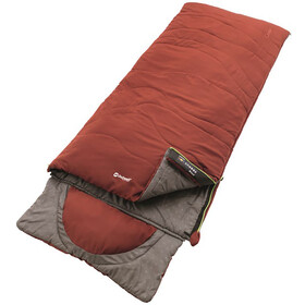 Outwell Contour Sleeping Bag red